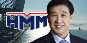 """HMM, 초대형 컨테이너선 12척으로 운송한 물량 100만TEU 넘어서"