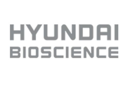 현대바이오사이언스 로고.