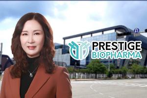 박소연 프레스티지바이오파마 대표이사