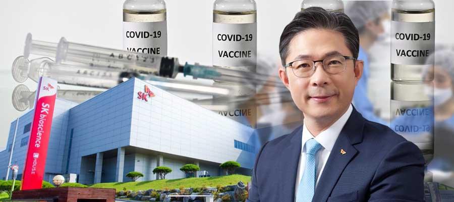 [CEO&주가] SK바이오사이언스 주가 날까, 안재용 자체 코로나19 백신 매진