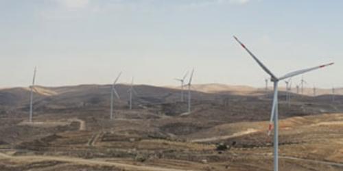 """""""DL에너지, 요르단 타필라 풍력발전소 준공하고 상업운전 들어가"""