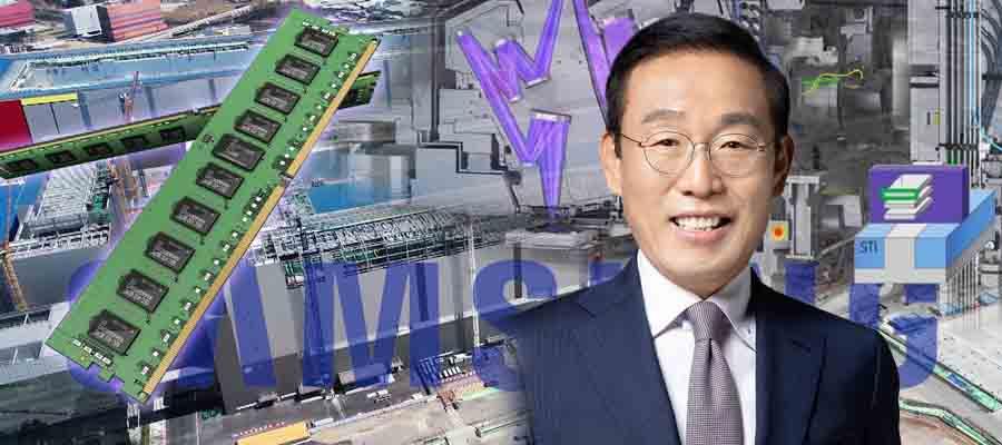 [CEO&주가] 삼성전자 주가 횡보 언제 끝내나, 김기남 반도체 초격차 주목
