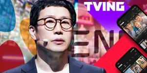 """""""CJENM 목표주가 높아져, """"티빙 저예산 고효율 콘텐츠로 경쟁력 갖춰"""""""
