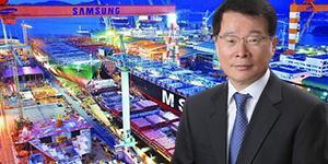 삼성중공업 수주목표 달성 더뎌, 정진택 건조가격 협상은 유리해져