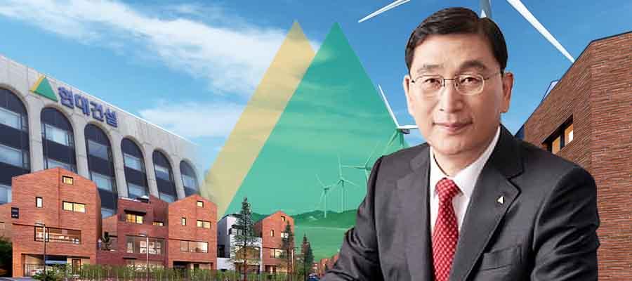[CEO&주가] 현대건설 주가 더 가나 운영준 주택사업에 친환경사업 더하기