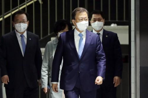 """정부 온실가스 감축목표 40%로 대폭 상향, 문재인 """"국가 총력체제"""