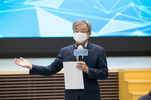 농협경제지주 스마트 농산물산지유통센터 추진, 장철훈