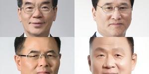 """""""현대중공업그룹 부회장에 가삼현 한영석 강달호 손동연, 책임경영체제"""