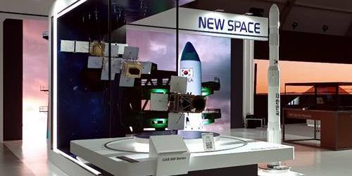 """""""[현장] 아덱스2021, 한국항공우주산업 한화 LIG넥스원 우주에 힘주다"""