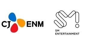 """""""CJENM """"SM엔터테인먼트 인수와 시너지 검토 중, 확정된 것 없어"""