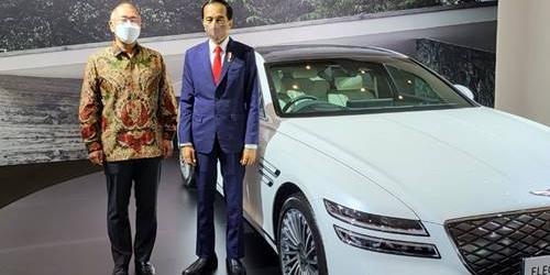 """""""[오늘Who] 현대차 인도네시아 전기차 빨리, 정의선 대통령과 관계 든든"""