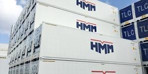 """""""HMM 냉장냉동 컨테이너에 사물인터넷장비 구축,"""