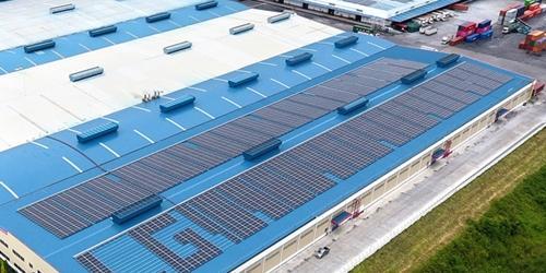 """LG전자, 태국 생활가전공장에 태양광발전소 도입해 탄소 발생 줄여"